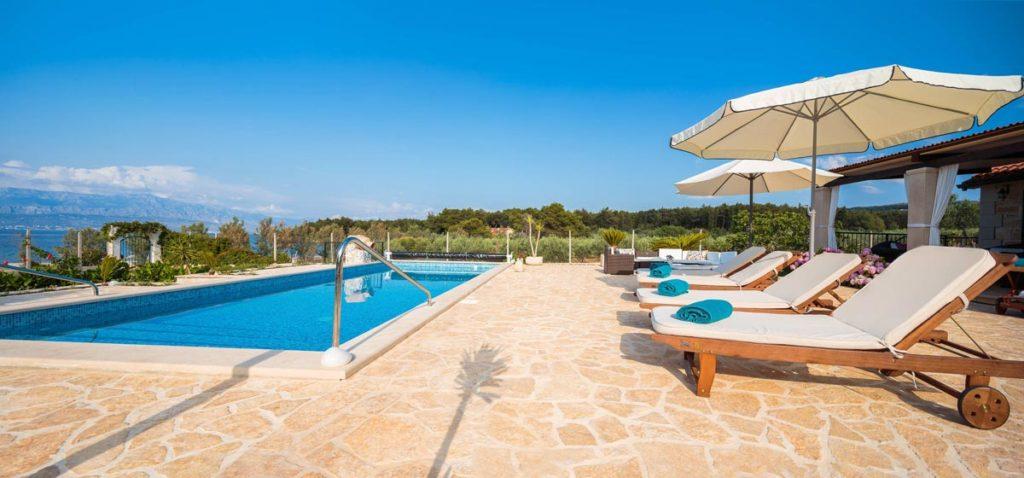 Villa Romantica, Mirca Bay, Brac Island (25)