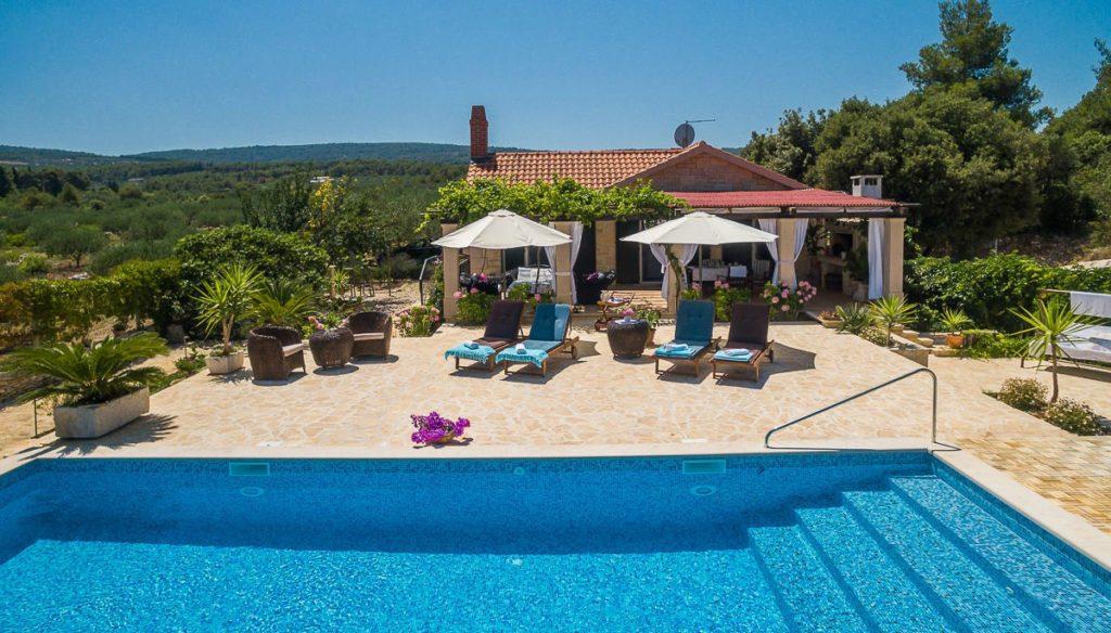 Villa Romantica, Mirca Bay, Brac Island (28)