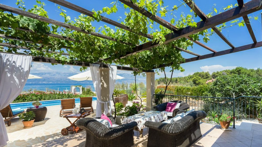 Villa Romantica, Mirca Bay, Brac Island (31)