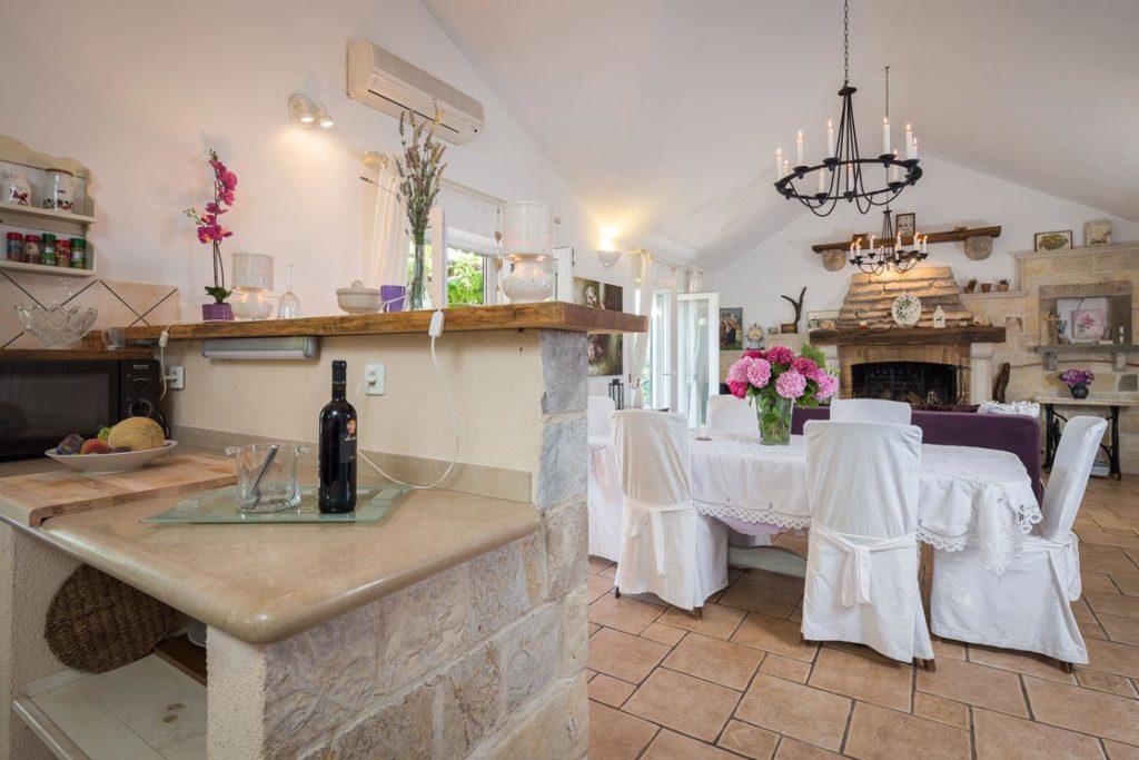 Villa Romantica, Mirca Bay, Brac Island (42)