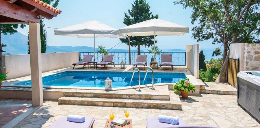 Villa Tereza, Mlini Bay, Dubrovnik Riviera (12B)