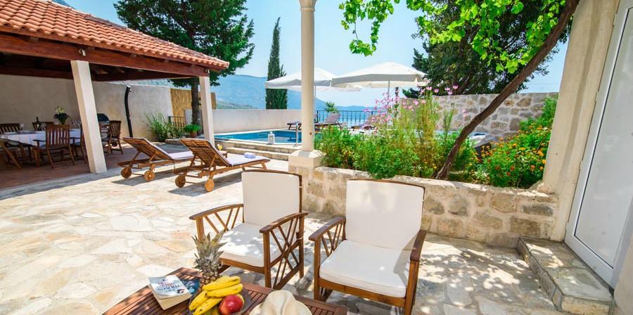 Villa Tereza, Mlini Bay, Dubrovnik Riviera (16B)