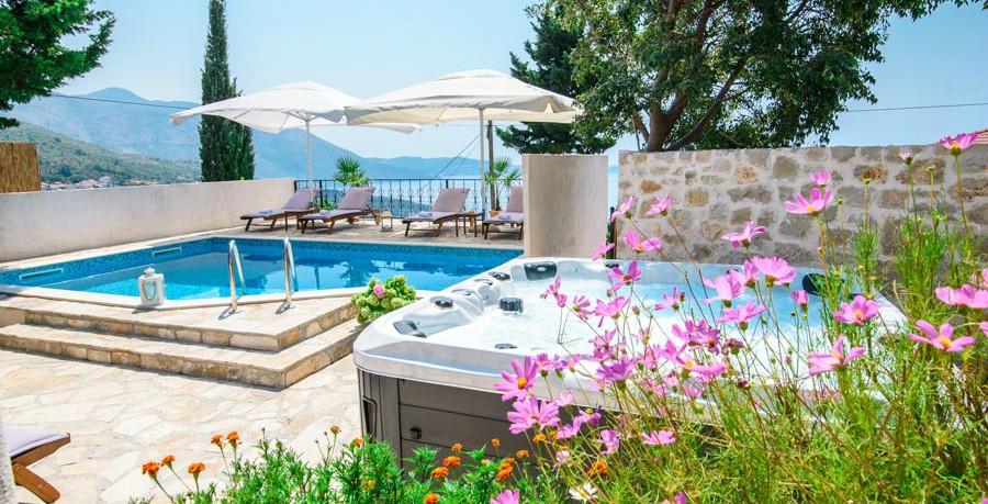 Villa Tereza, Mlini Bay, Dubrovnik Riviera (19B)