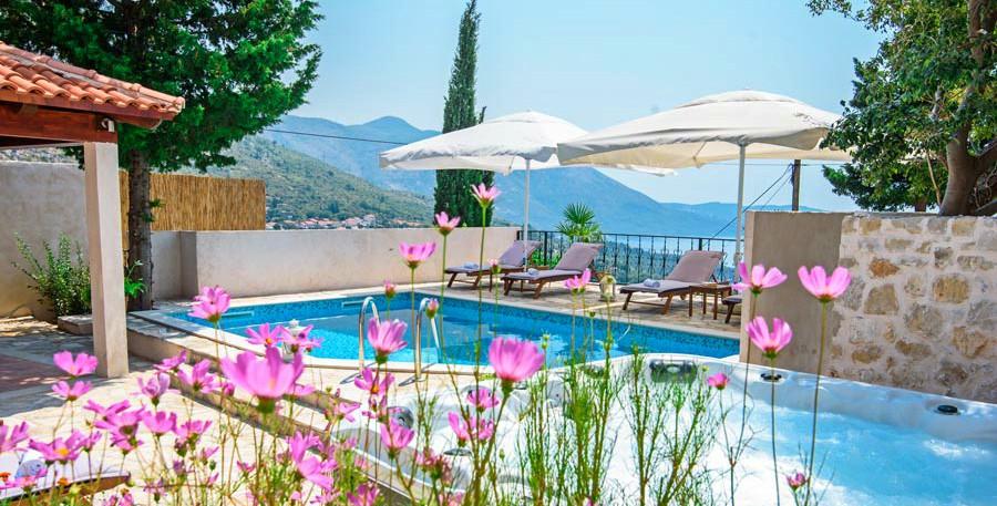Villa Tereza, Mlini Bay, Dubrovnik Riviera (1B)