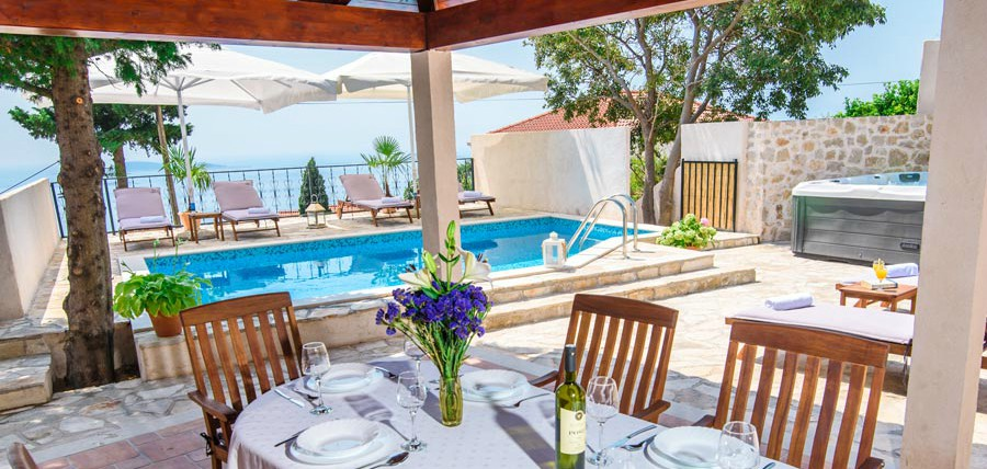 Villa Tereza, Mlini Bay, Dubrovnik Riviera (2B)