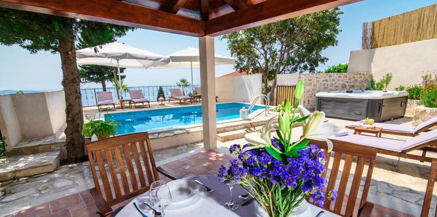 Villa Tereza, Mlini Bay, Dubrovnik Riviera (4B)