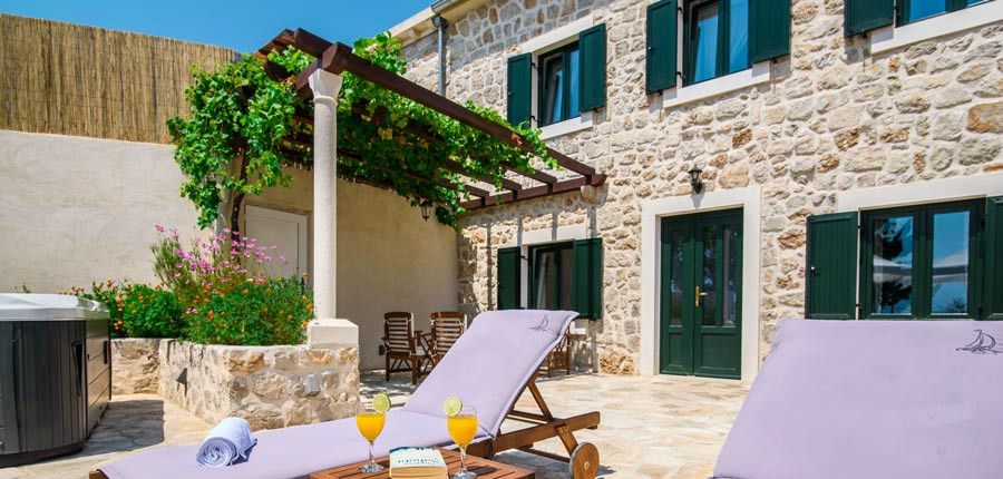 Villa Tereza, Mlini Bay, Dubrovnik Riviera (6B)