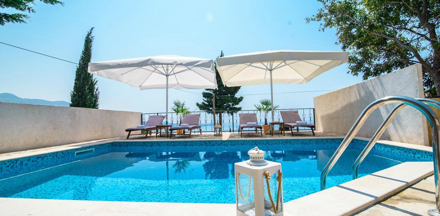 Villa Tereza, Mlini Bay, Dubrovnik Riviera (9B)