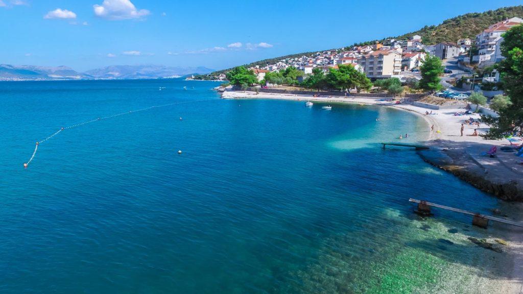 Arbanije Beach, Arbanija, Split Riviera (17)