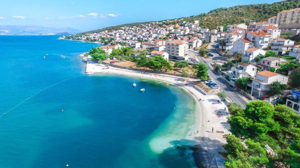 Arbanije Beach, Arbanija, Split Riviera (19)