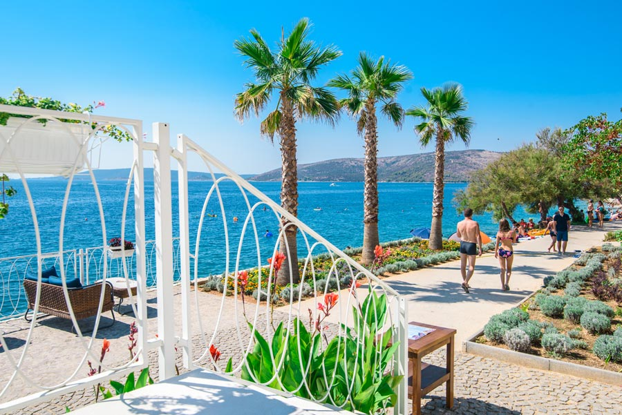 Belvedere Beach, Seget Vranjica Bay, Split (2)