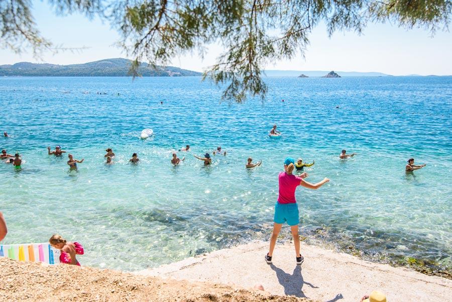 Belvedere Beach, Seget Vranjica Bay, Split (52)