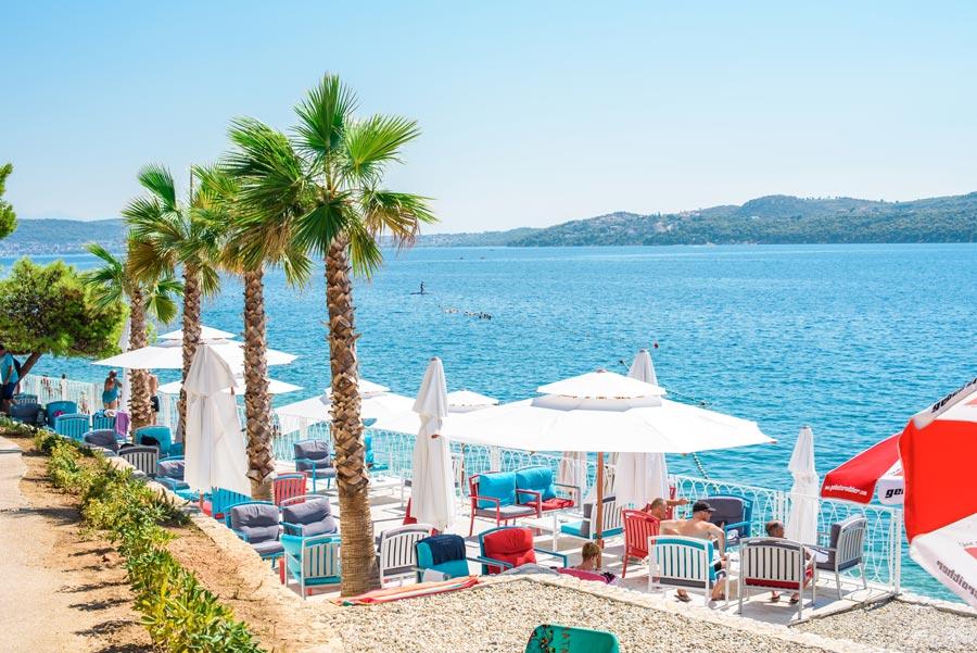 Belvedere Beach, Seget Vranjica, Split (1)