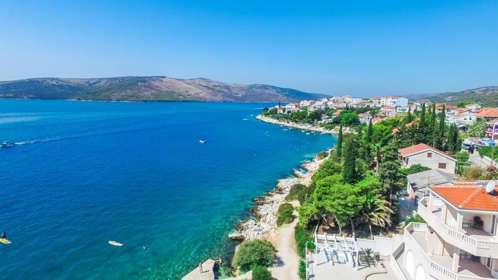 Belvedere Beach, Seget Vranjica, Split (2)