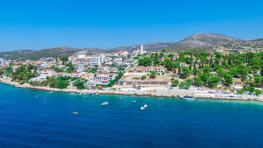 Belvedere Beach, Seget Vranjica, Split (4)