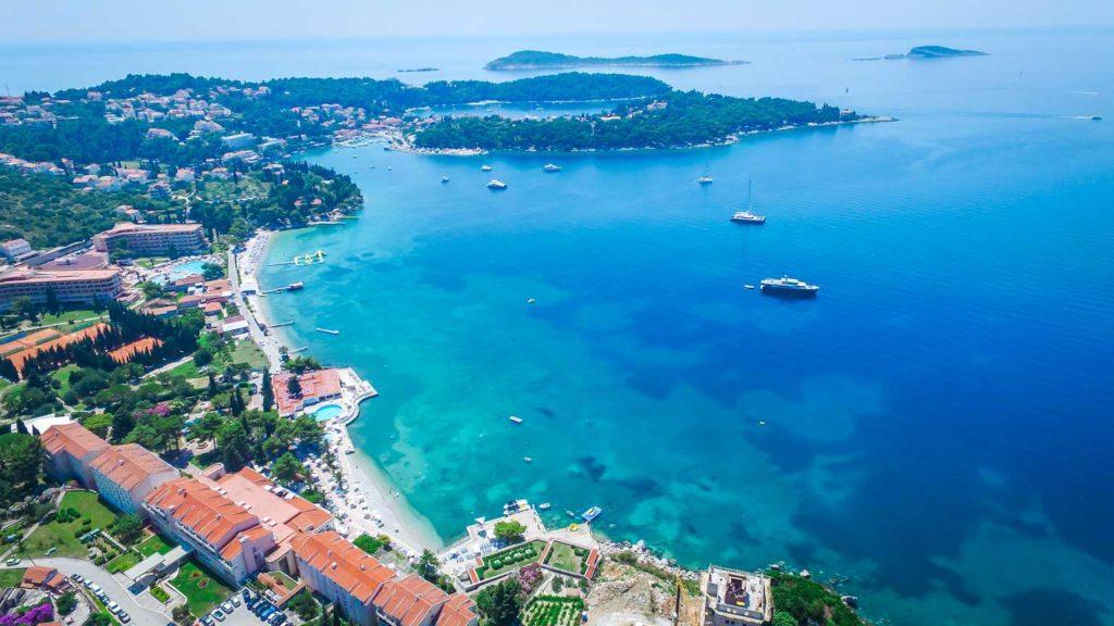 Cavtat Bay, Dubrovnik Riviera (39) Aerial