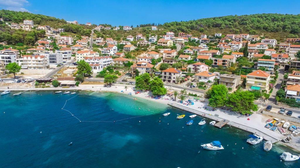 Saldun Bay Beach, Okrug Gornji, Split Riviera (15)
