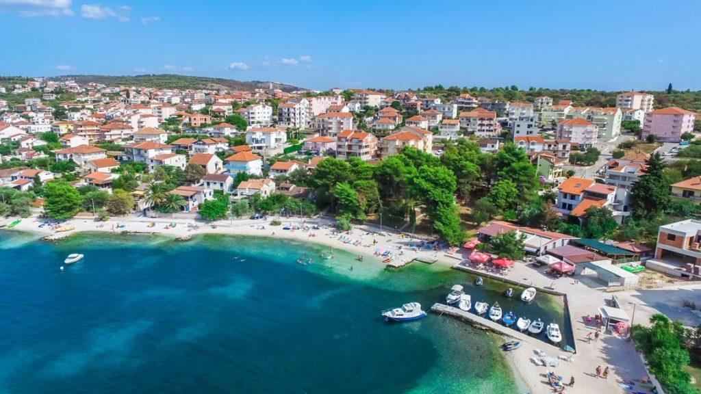 Okrug Marina Beach, Split Riviera (1)