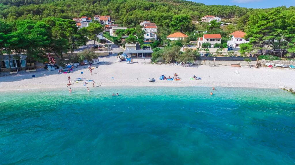 Plaza Beach, Slatine Bay, Split Riviera (13)