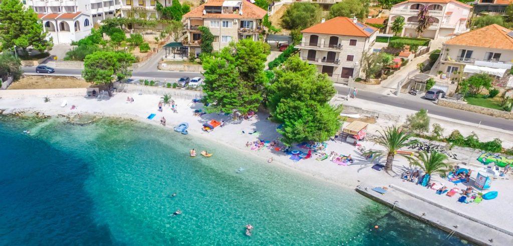 Saldun Bay Beach, Okrug Gornji, Split Riviera A