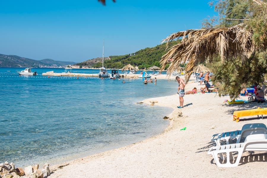 Seget Vranjica Beach, Split Riviera (5)