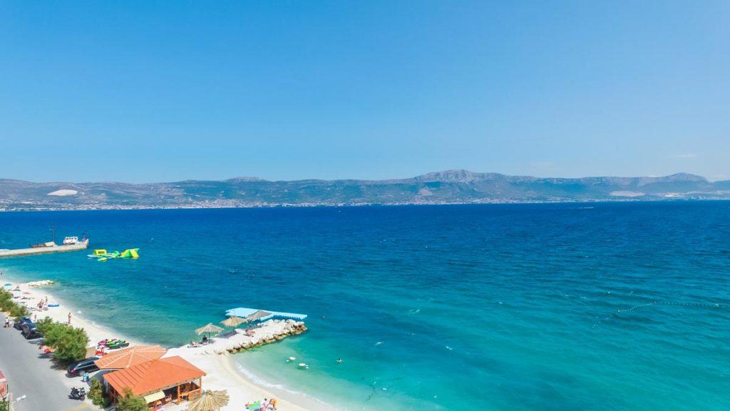 Slatine Town Beaches, Slatine Bay, Split Riviera (1 (4)