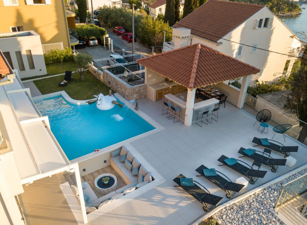 Villa Apartment Capri, Cavtat Bay, Dubrovnik Riviera (17)