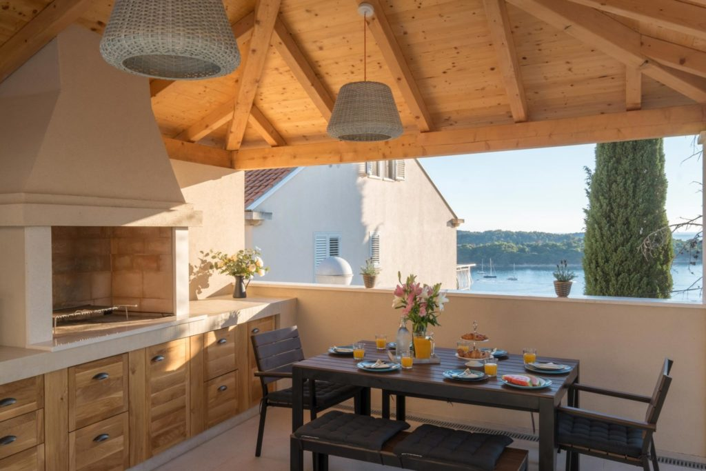 Villa Apartment Capri, Cavtat Bay, Dubrovnik Riviera (22)