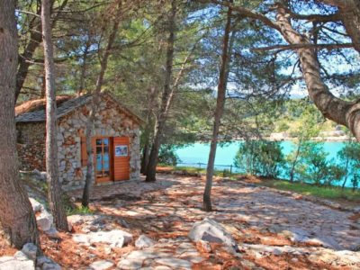 Villa Crusoe, Near Jelsa, Hvar Island TH