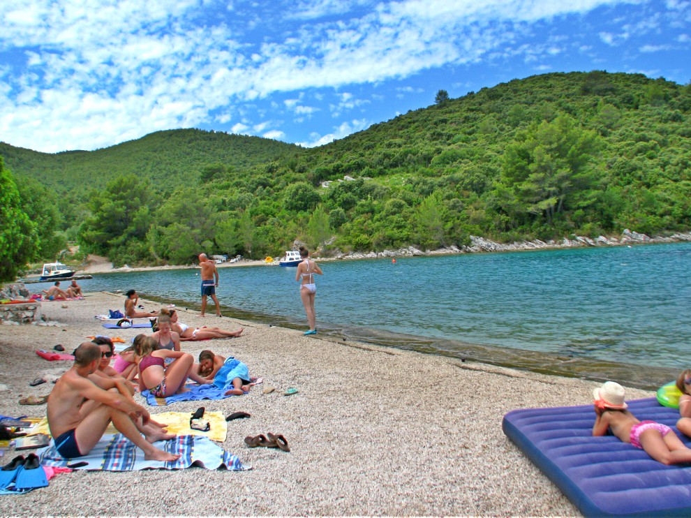Villa Vanilla, Zrnovo Bay, Korcula Island