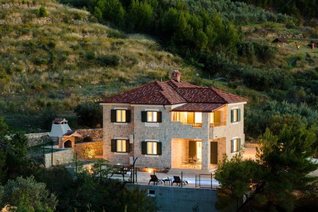 Villa Delta, Podstrana Bay, Split Riviera (2)