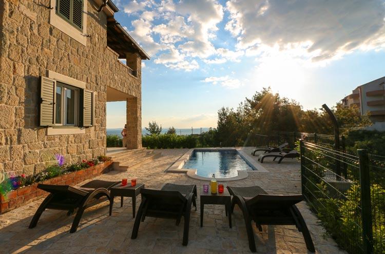 Villa Delta, Podstrana Bay, Split Riviera (21)