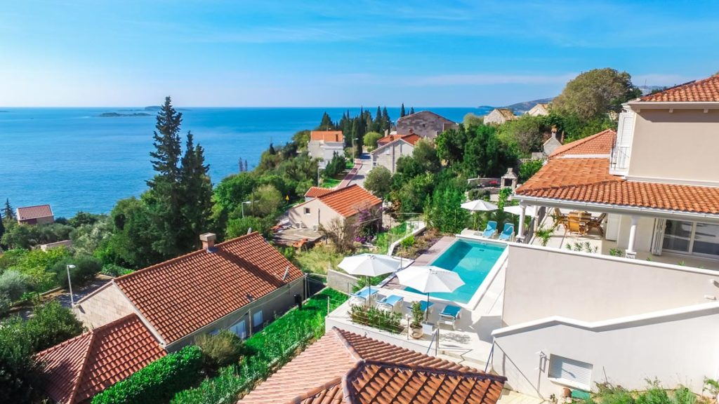 Vila Nightingale, Plat Bay, Dubrovnik Riviera