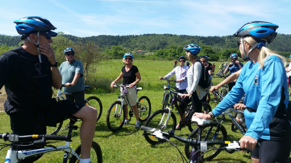 Konavle Activity, Cycling