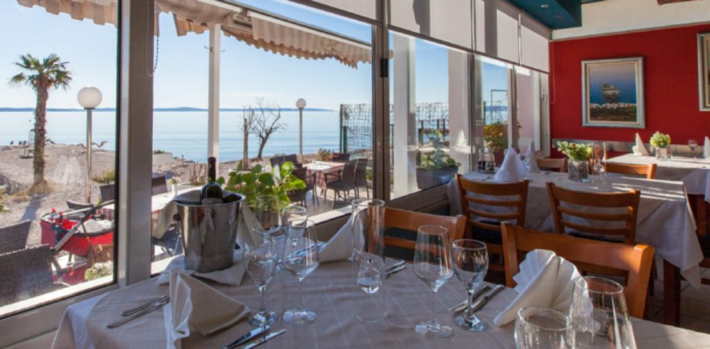Restaurant Amigos,Podstrana Bay,Split Riviera
