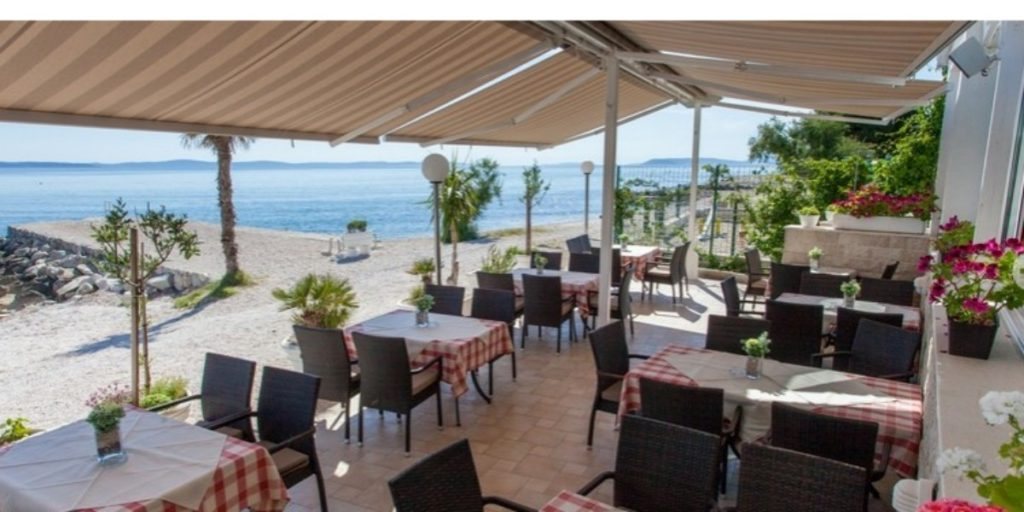 Restaurant Amigos, Podstrana Bay,Split Riviera