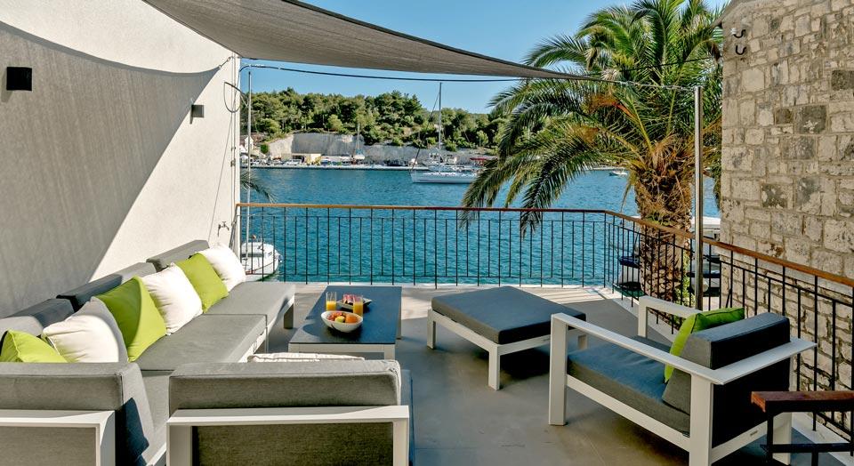 Villa Marina, Milna Bay, Brac Island (10)