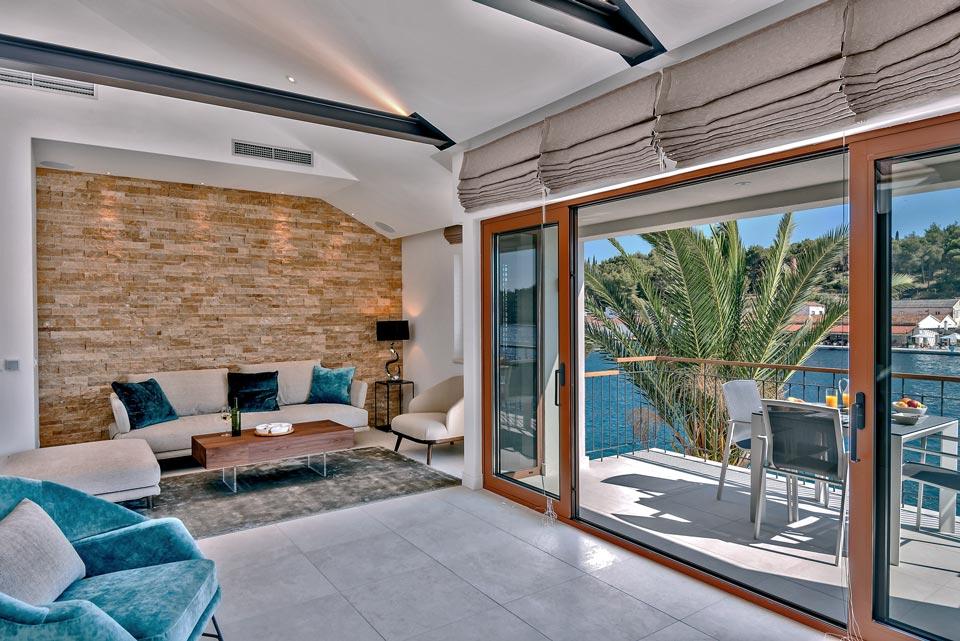 Villa Marina, Milna Bay, Brac Island (7)