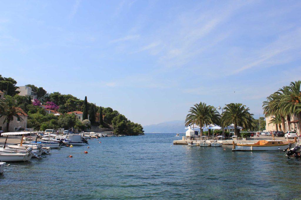 Splitska Bay, Brac Island