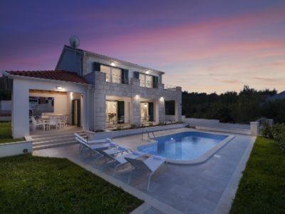 Villa Cara ,Milna , Brac Island TH