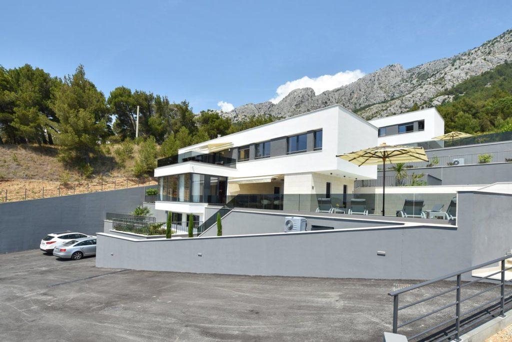 Villa Magnolia, Omis, Split Riviera (37)