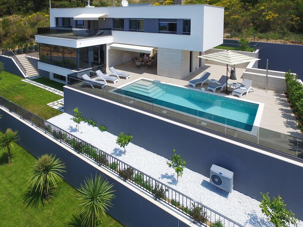 Villa Magnolia, Omis, Split Riviera (38)