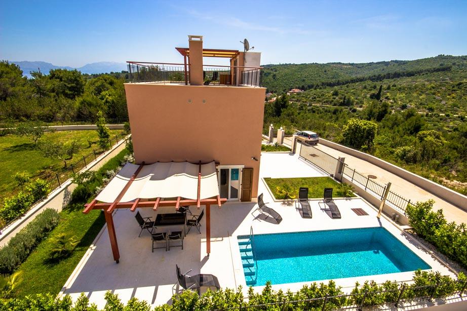 Villa Rumba, Splitska, Brac Island (23)