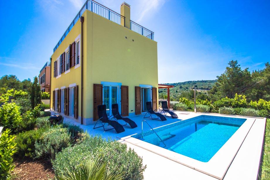 Villa Samba, Splitska, Brac Island (29)