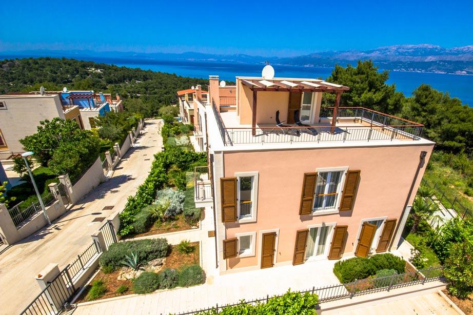 Villa Tango, Splitska, Brac Island (29)