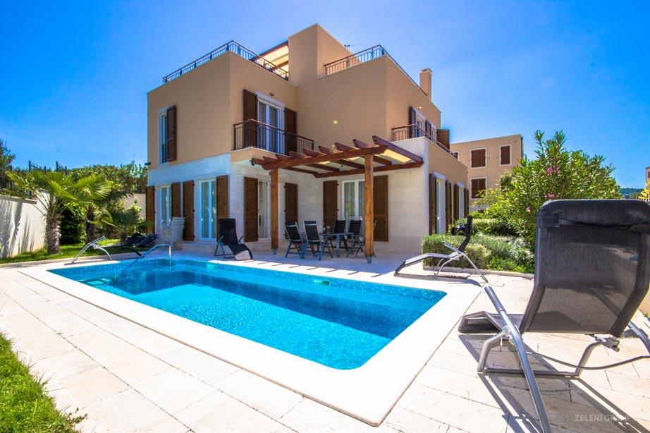 Villa Tango, Splitska, Brac Island (4)