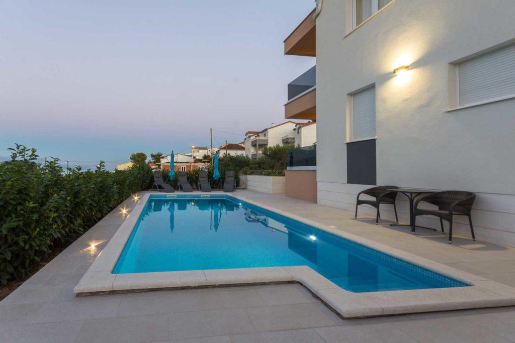 Villa Violet, Ciovo, Trogir, Split Riviera (195)