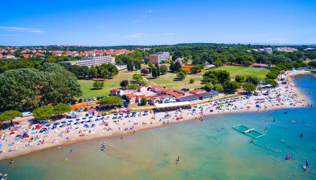 medulin beach