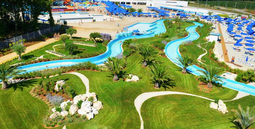 Istria Water Park, Lazy River,6