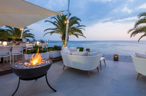 7 Palms, Le Meridien Lav, Podstrana Bay, Split Riviera
